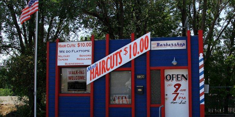All American Barber