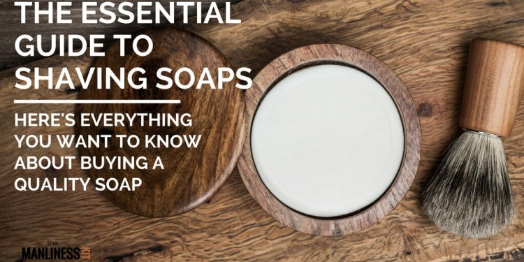 Best Shaving Soap 2017: The