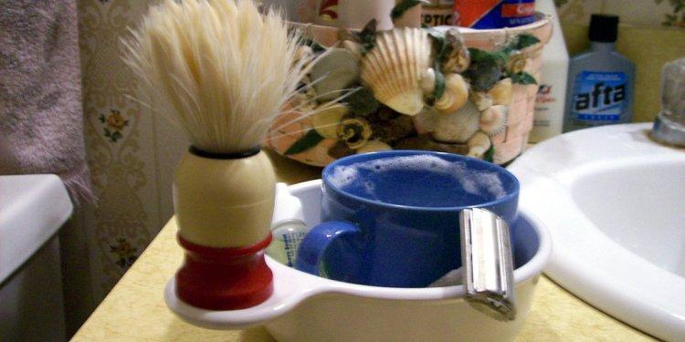 Shaving set 2