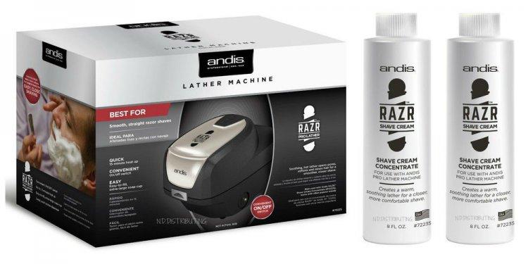 Hot Lather Shaving Cream