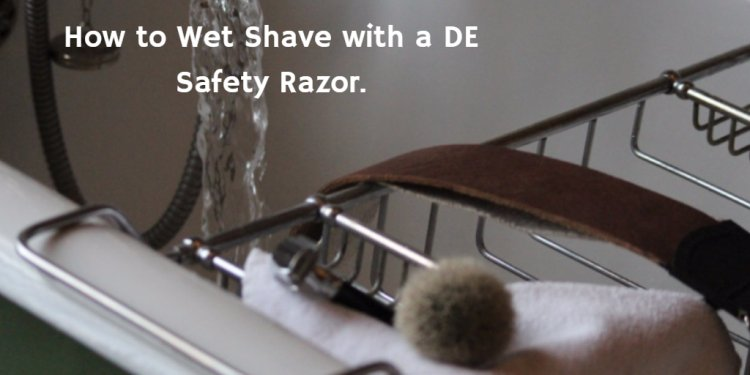 Shave-with-a-safety-razor