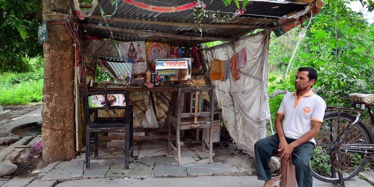 India - Barber Shop - Haridwar - 13