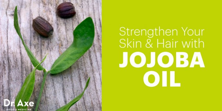 Jojoba Oil — Skin & Hair