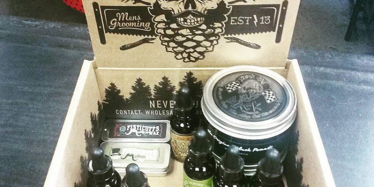 New Grave Before Shave Beard Oil, Mustache Wax and slick Cat Pomade just arrived at The Atomic Boutique...