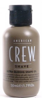 United states Crew Lubricating Shave Oil