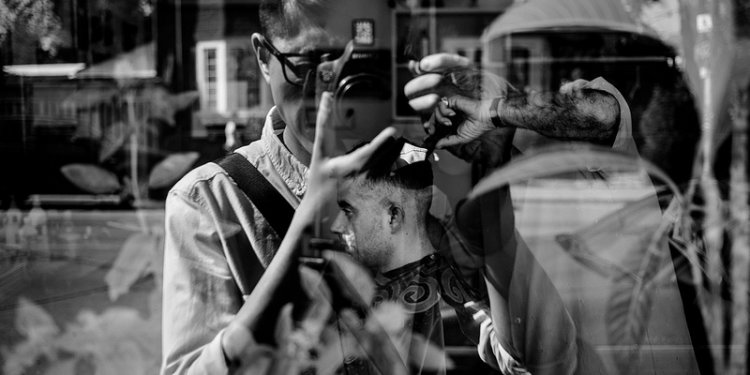 Mens Barber Haircuts 2014