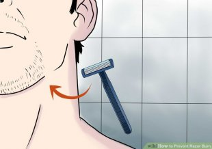 Image titled avoid Razor Burn Step 4