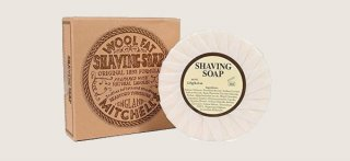 Mtichell's Wool Fat Shaving Soap for males