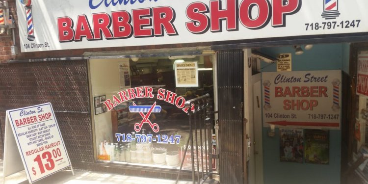 Clinton Street Barber