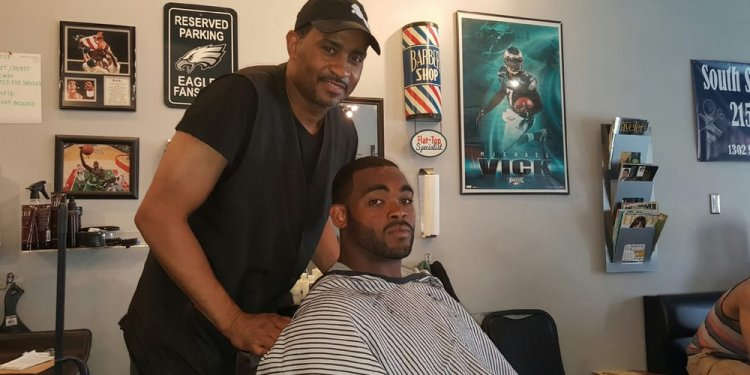 South Street Barbers Philadelphia