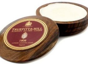 Truefitt & Hill 1805 Luxury Shaving Soap with Bowl