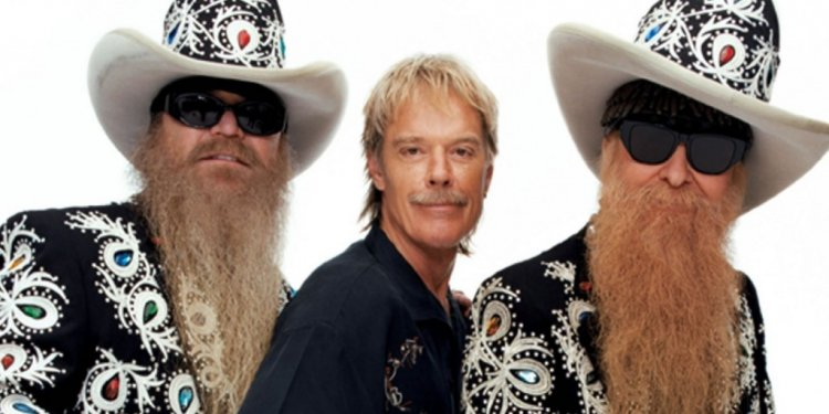 ZZ Top without beards